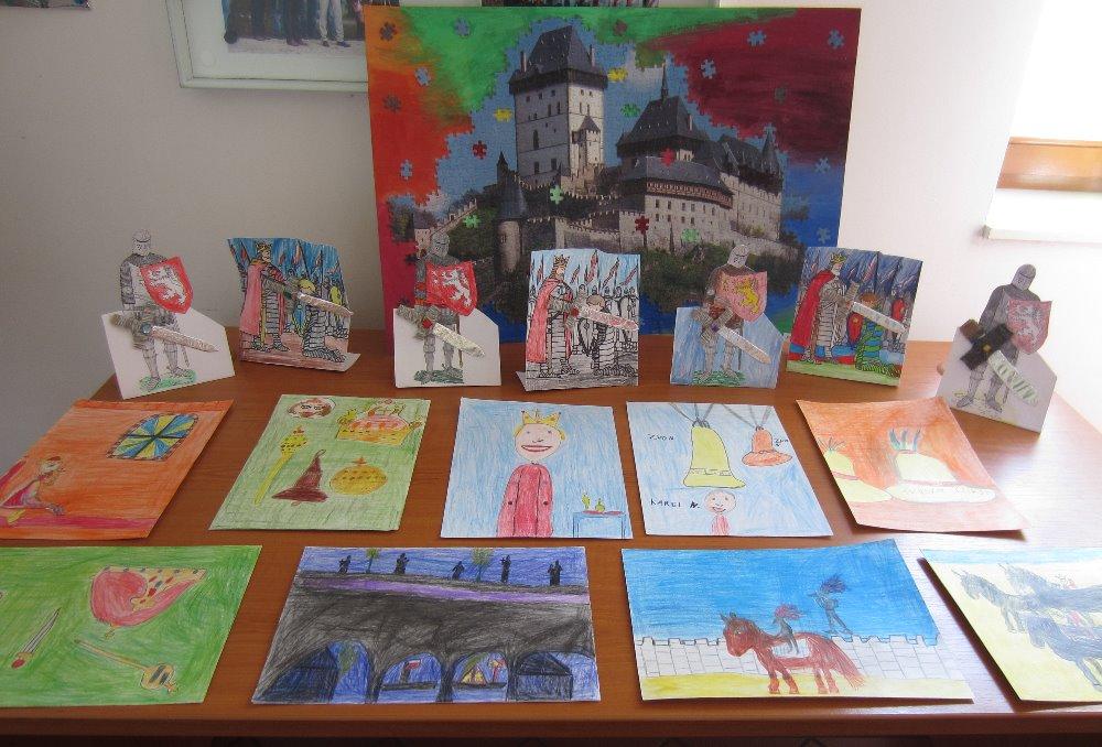 Výstava 10 Inspirací Karla IV.