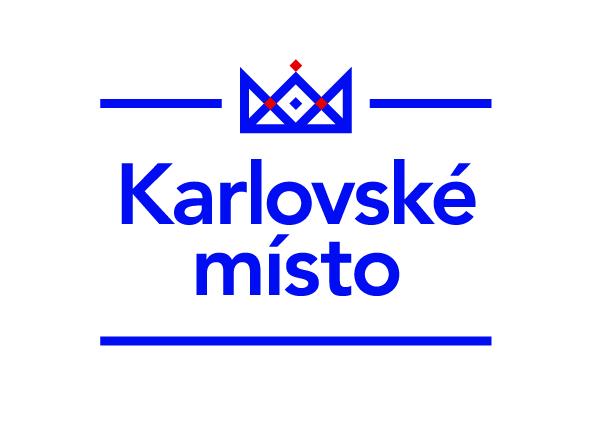 Logo Karlovského místa.