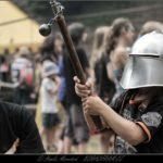 Ratířské turnaje na Pražském hradě - foto z roku 2015