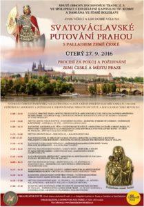 plakát svatováclavské putování jpg